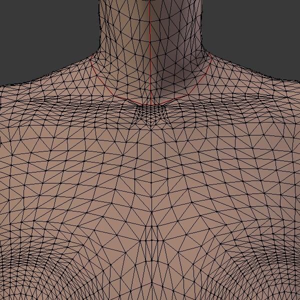 だ 三角 歪ん